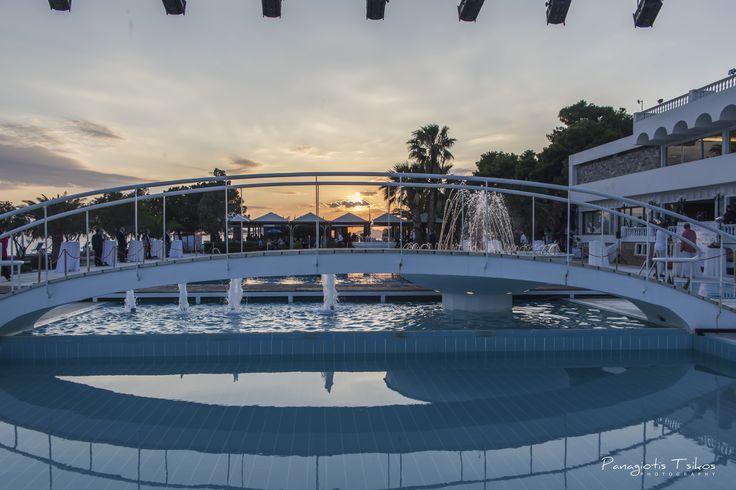Wishing everyone a peaceful weekend from Ramada Loutraki Poseidon Resort! (Credit: Panagiotis Tsikos - Photography)