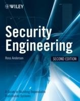 http://www.adlibris.com/se/product.aspx?isbn=0470068523 | Titel: Security Engineering: A Guide to Building Dependable Distributed Systems - Författare: Ross J. Anderson - ISBN: 0470068523 - Pris: 473 kr