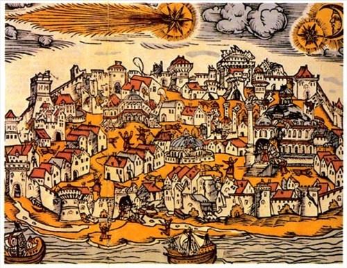 constantinople: 10 1556, Istanbul Constantinopl, Earthquake 1556Jpg, Fileistanbul Comet, 1556 Istanbul, 1566 Constantinopl, 1556 Earthquake, Constantinopl Earthquake, Hands Colors