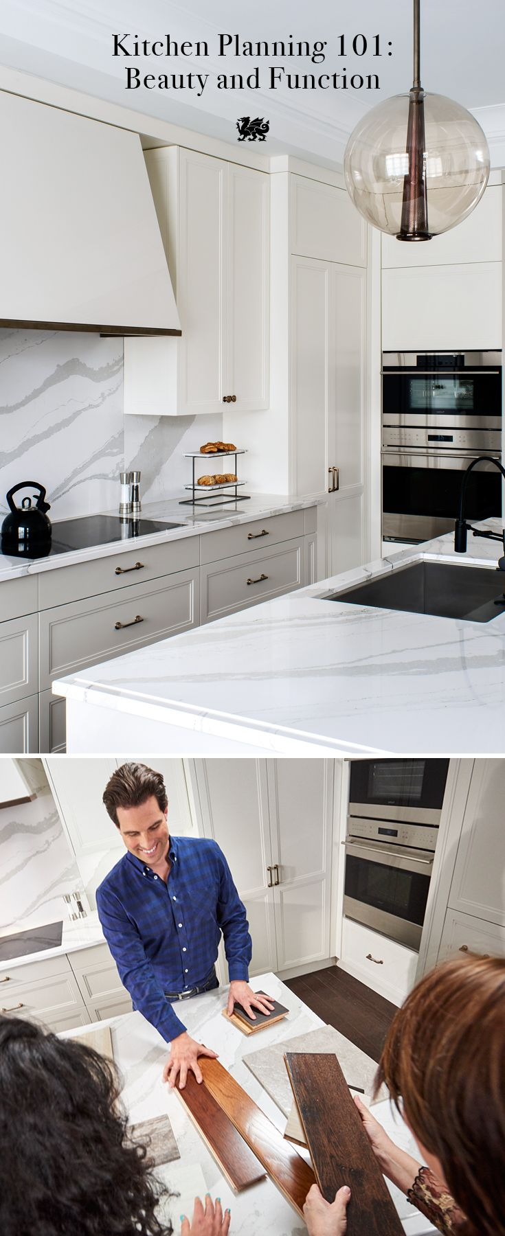 When Renovating Your Kitchen Equally Consider Beauty And Function During The