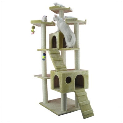 I ordered a cat tree from this company and shipped it much cheaper than the same can be bought in stores....the kitties approve