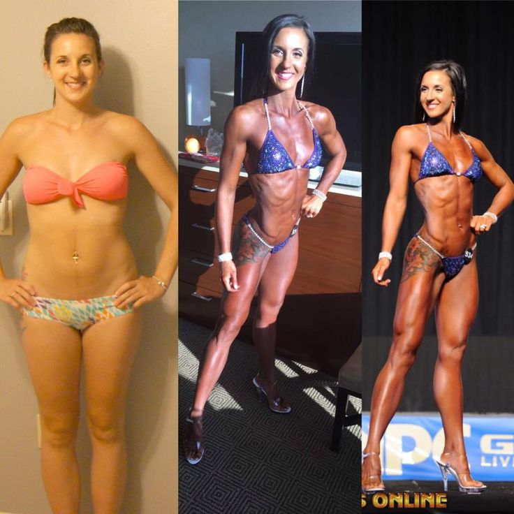 14 ways competing transformed me beyond my physique