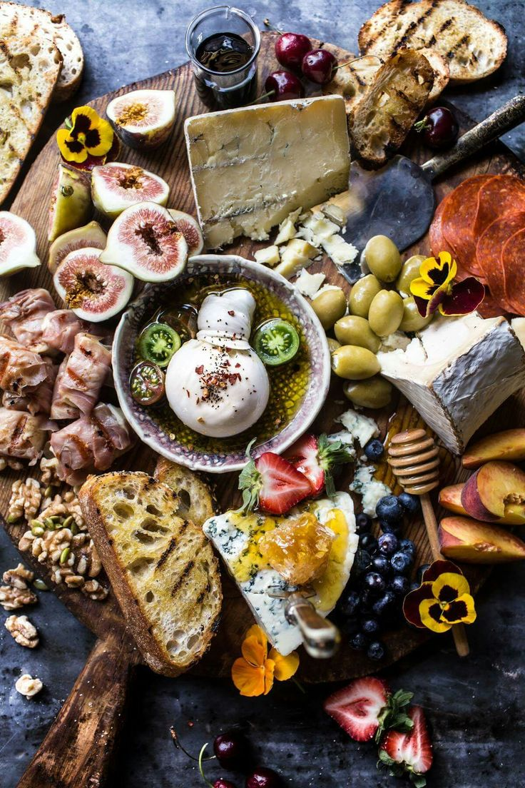 35 Best Images About Beautiful Charcuterie Board On