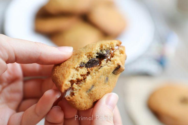 Nut-free Paleo Chocolate Chip Cookies