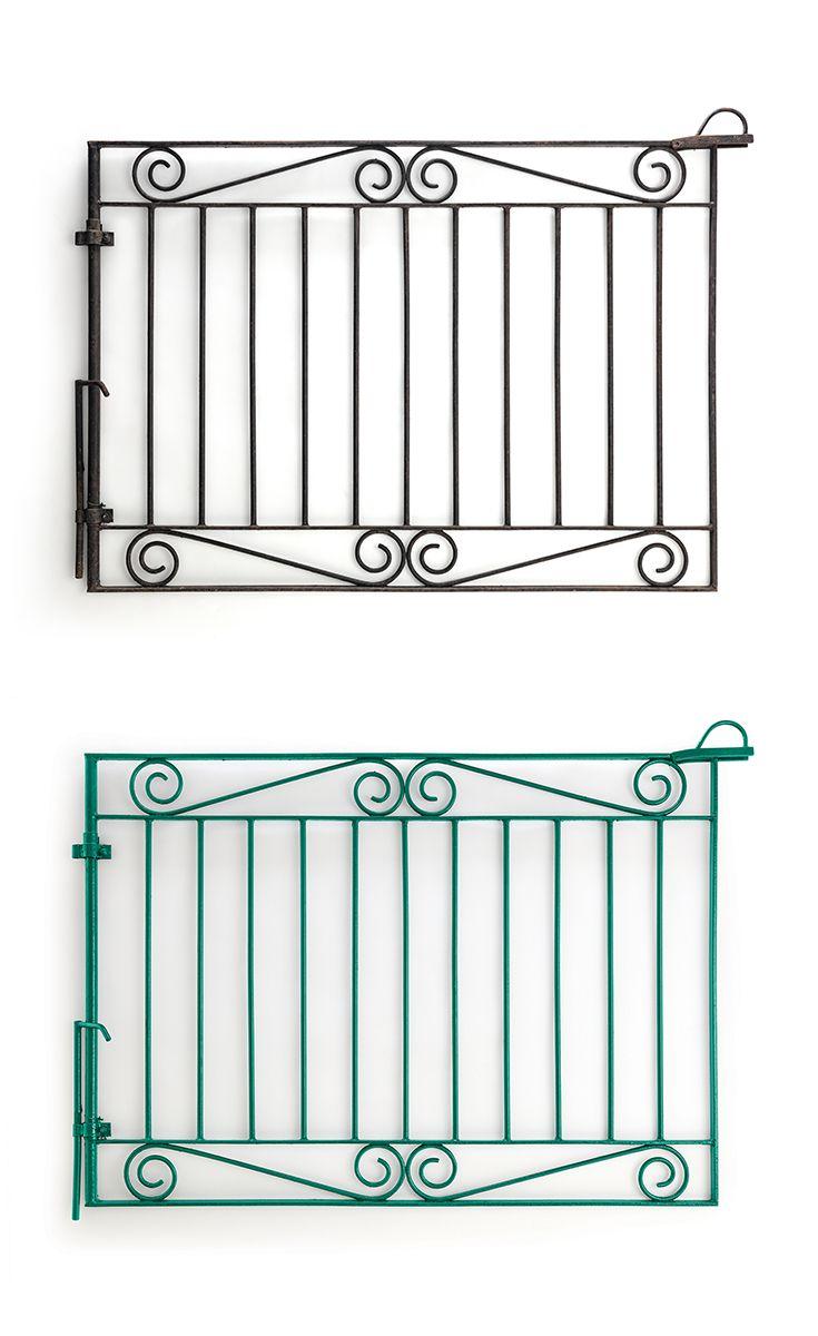 Velkommen inn! :) Et friskt pust til hus eller hage. Hvem har ikke lyst til å gå igjennom denne porten? :)  #quickbengalack #bengalack #diy