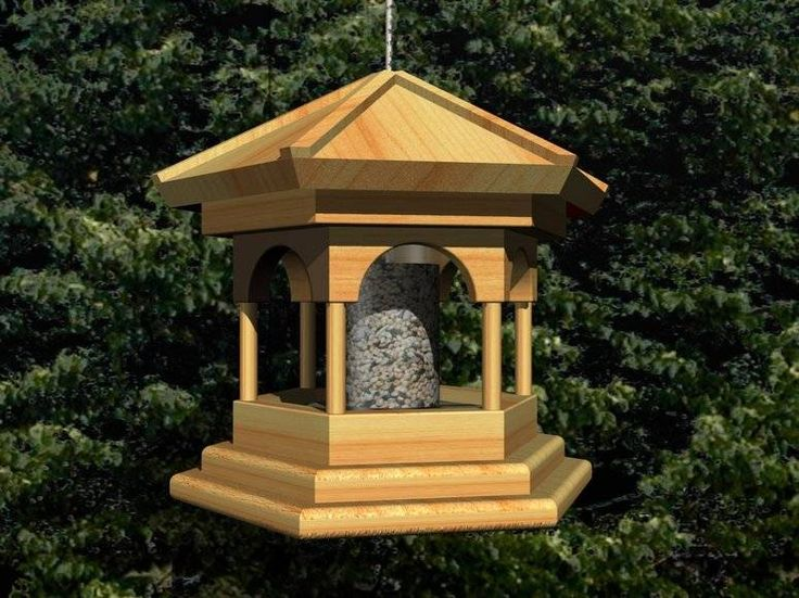 Birdhouse Craft Projects