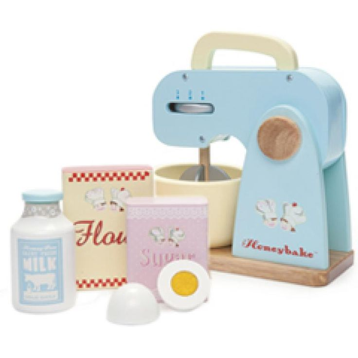 Honeybake Mixer Set - Le Toy Van  for sale by Little Shop of Treasures. Other Le Toy Van available now at LSOT.