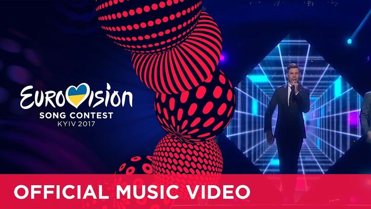 Robin Bengtsson - I Can't Go On (Sweden) Eurovision 2017 - Official Musi...