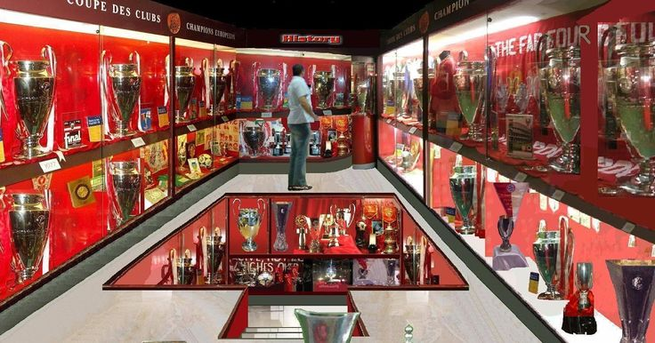 Liverpool fc History in pictures