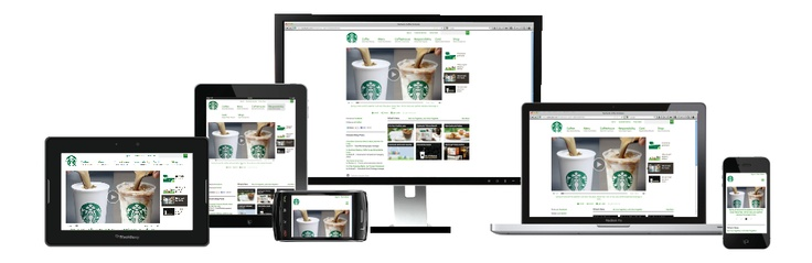 One Website - Many Devices