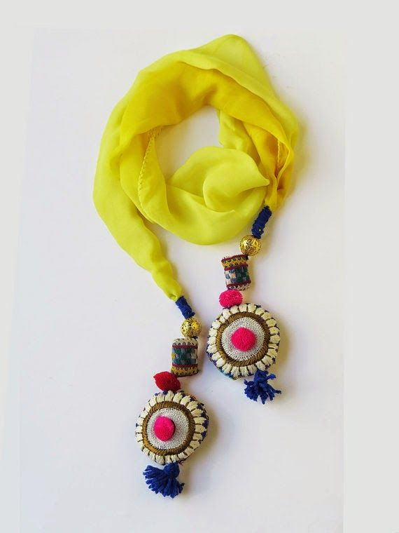Handmade Finds: Bollywood Style