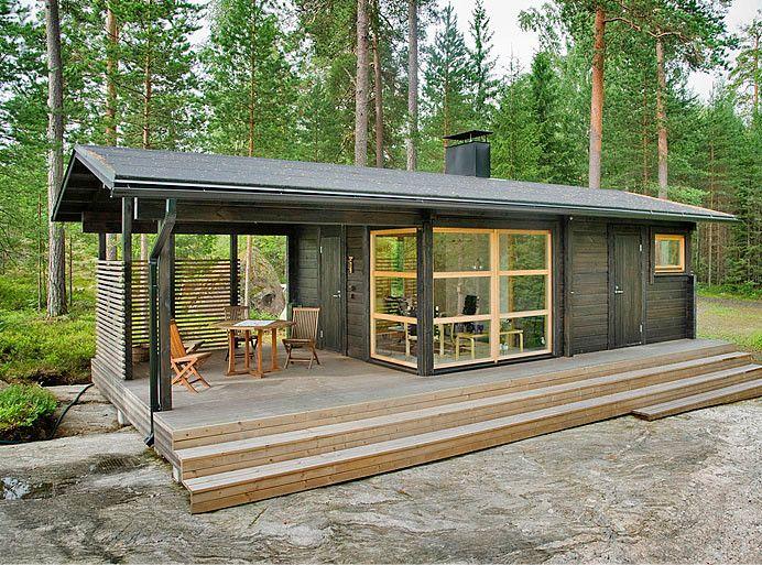 Бунгало баня - Дачные современные дома и коттеджи. Строим недорого. Круглогодичный отдых. Строим в любой сезон.