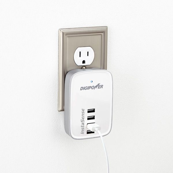 birthstone rings 4 Port USB Wall Charger