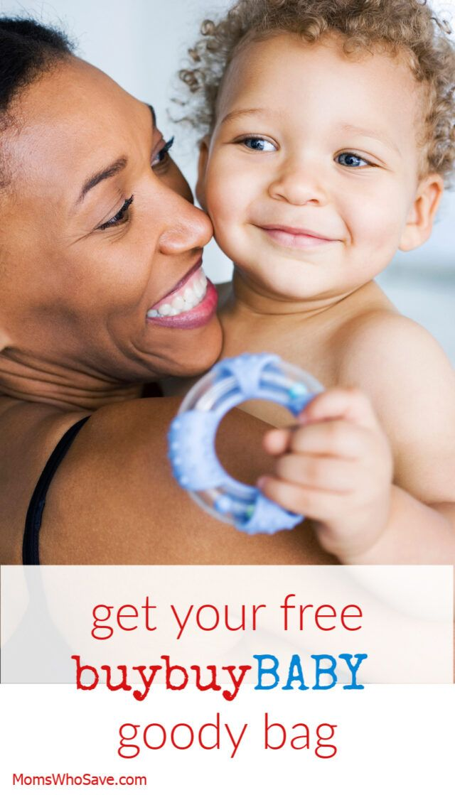Start your Buy Buy Baby baby registry online today, and then visit a Buy Buy Baby store to receive a FREE goody bag full…