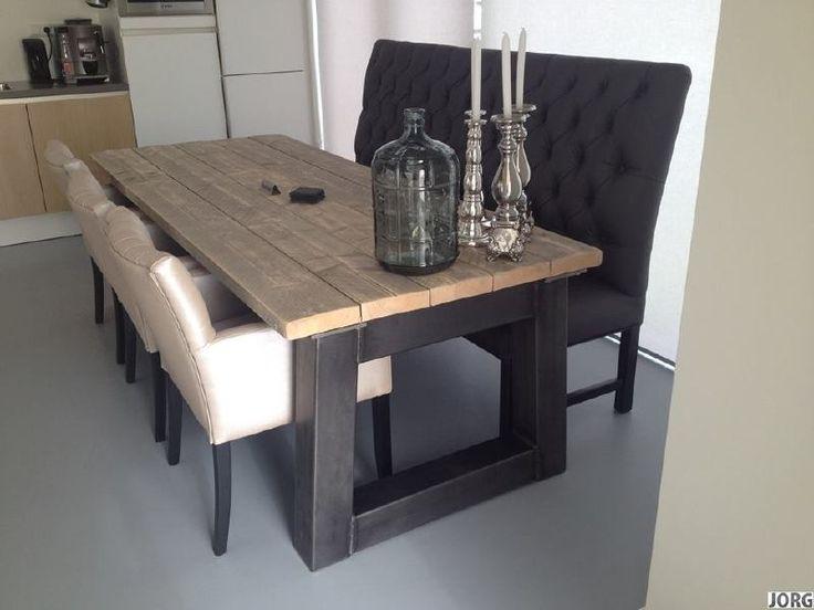 Meer dan 1000 idee n over tafelblad decoraties op pinterest natuurlijk hout decoratie en - Tijdschrift interieur decoratie ...