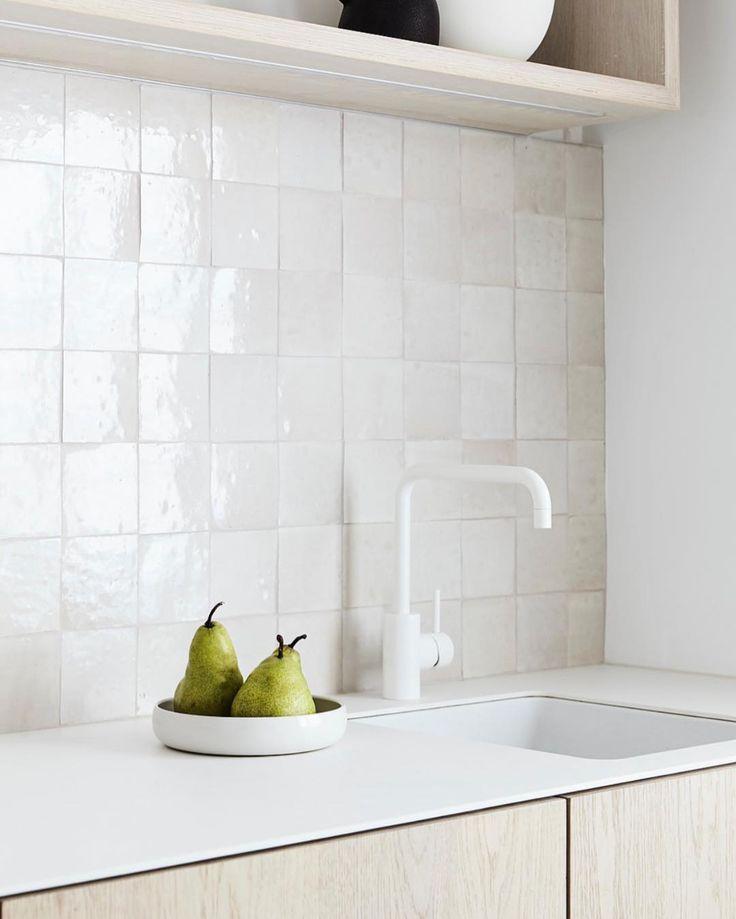 91 best küche images on Pinterest Kitchen ideas, Kitchen small - gardine küche modern