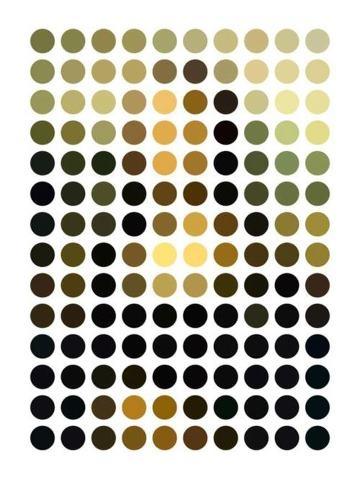 If DaVinci Were a Minimalist Designer  by Gary Andrew Clarke. Wayyy too cool!!!