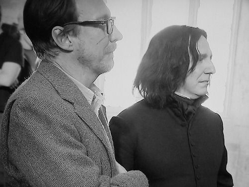 Remus Lupin & Severus Snape