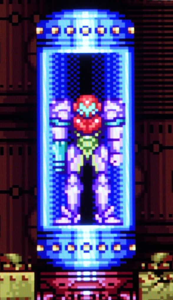 Super metroid is an awesome game for your Super Nintendo