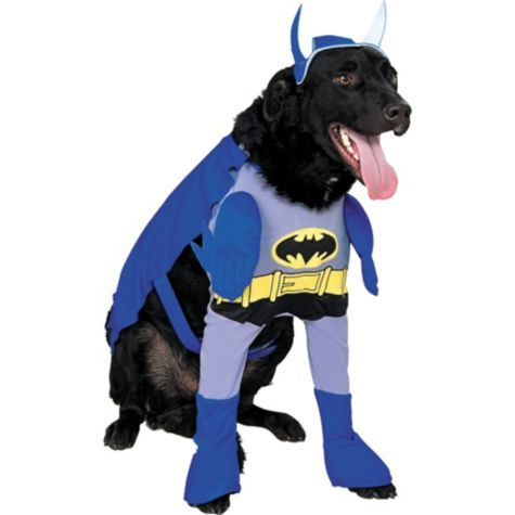 Batman Dog Costume - Party City
