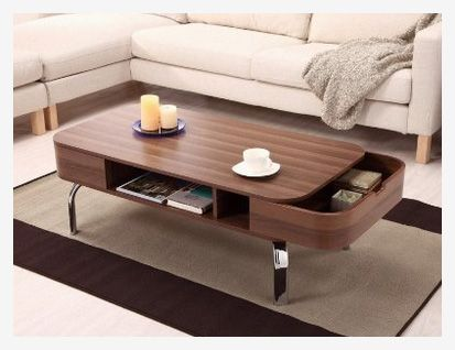 Top 4 Space Savvy Coffee Table With Storage Ideas: Take Your Pick  #homedecor #home #diy #furniture #livingroom
