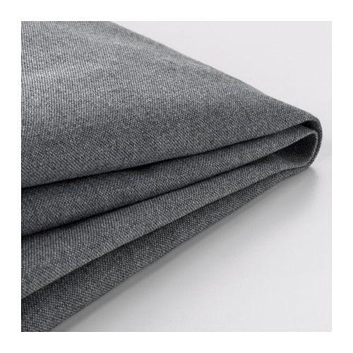 KLIPPAN Bezug 2er-Sofa - Vissle grau - IKEA