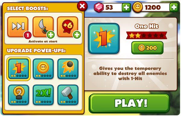 Tiki Monkeys - Mobile Game on Behance
