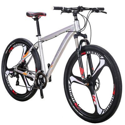 Sponsored Ebay 29 Aluminium Mountain Bike Disc Brakes Mens Bikes