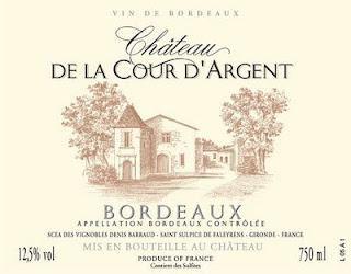 Французские винные этикетки