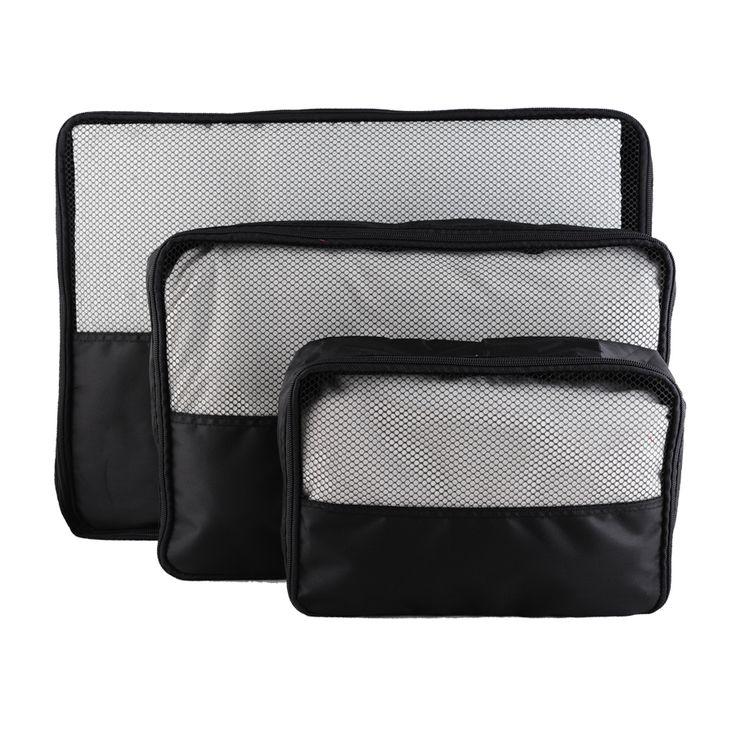 CBT Exclusive Packing Organisers: $39.95 #luggageorganiser #packingorganiser