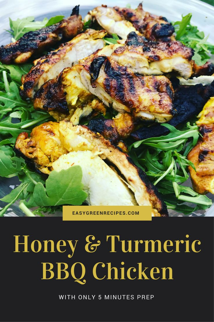 Quick and easy to throw together. Full of turmeric goodness!