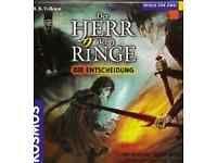 Kosmos - Herr der Ringe - Die Entscheidung Spiel Gesellschafts