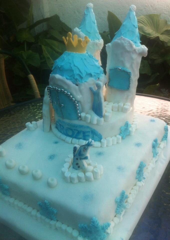 Torta Frozen II
