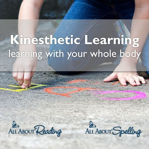 kineshetic learning Kinesthetic learning center  learn how touch & movement influence  development idme is for all ages expand your practice or start your career.