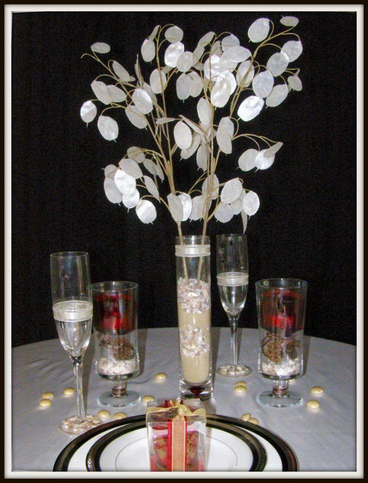 71 best my dream wedding images on pinterest winter wedding silver flowers wedding centerpiece do it yourself solutioingenieria Gallery
