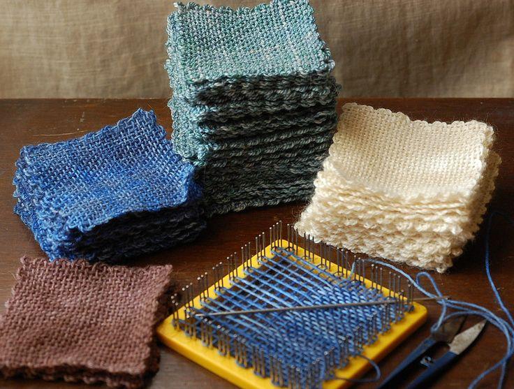 square lap loom instructions