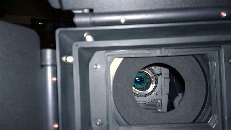 Ένα από τα μυστικά της F65 είναι το μηχανικό κλείστρο! #Sony 4K Event | Pinewood Studios, UK