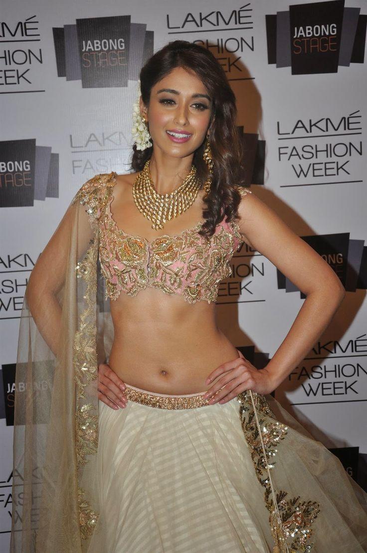 Ileana D' Cruz Super Show At Lakme Fashion Week (LFW) 2014 Day 4, In Grand Hyatt, Mumbai