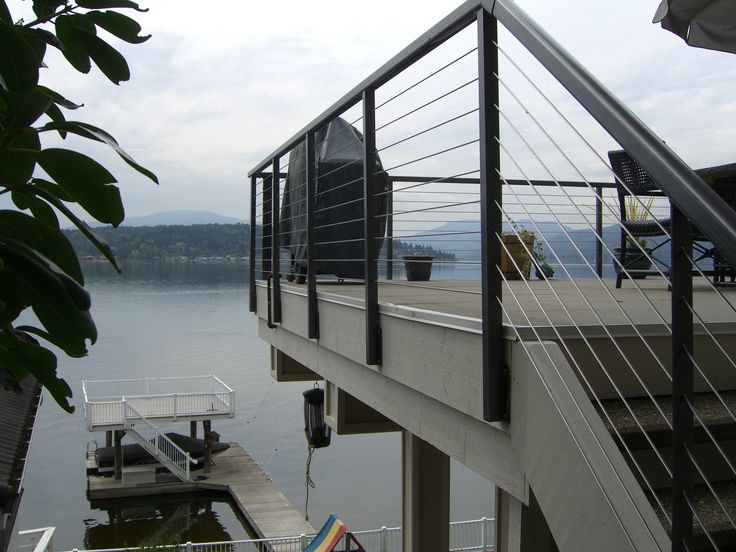 17 Best Ideas About Cable Railing On Pinterest Railing