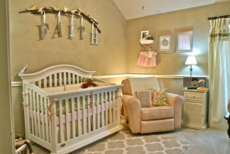 Nursery Room Design: Room Designs, Pin Today, Nurseries Rooms, Random Pins, Trees Branches, Names Design, Rooms Design, Nurseries Ideas, Little Girls Nurseries