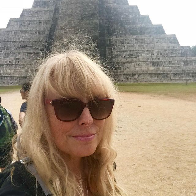 Ta da. My 7th Wonder of the World - tick. And what a wonder it is. #chichenitza