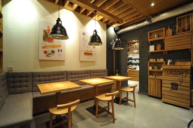 Кафе Simple: новый фаст-фуд со здоровой едой