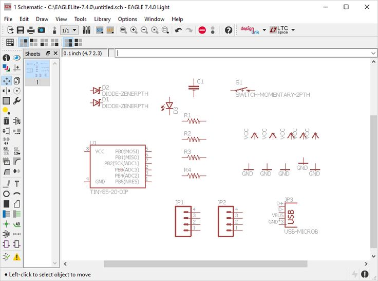 Creating A PCB In Everything: Eagle Part 2