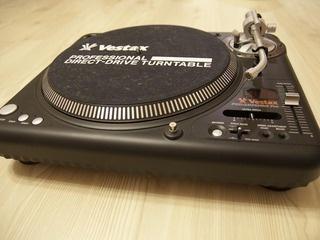 Vestax PDX 2300 w flycase /w flycase € 350