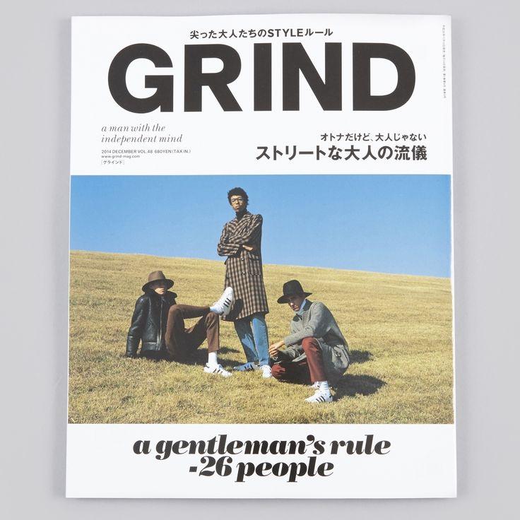 Grind Magazine - Vol.48 December 2014