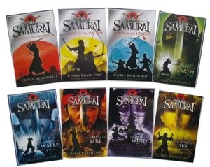 The young samurai series THE BEST EVER highly recommended they made me all knowing :)
