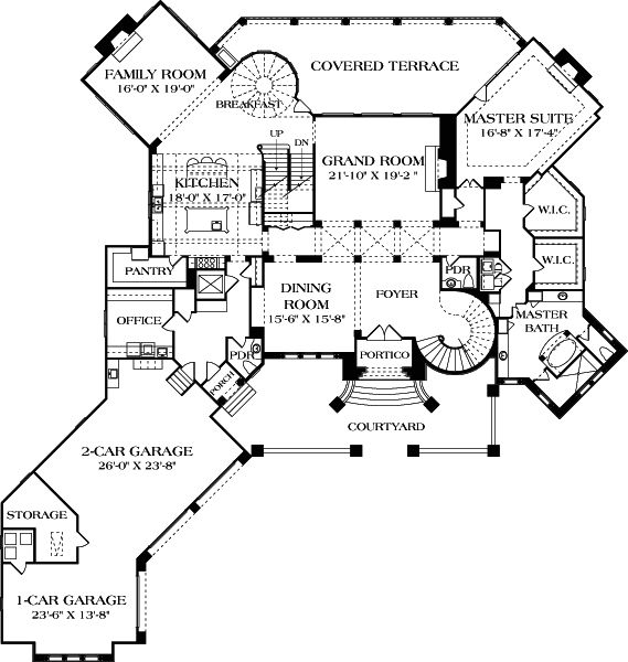 6000 sq ft house plans all images copyrighted by for 6000 square foot house plans