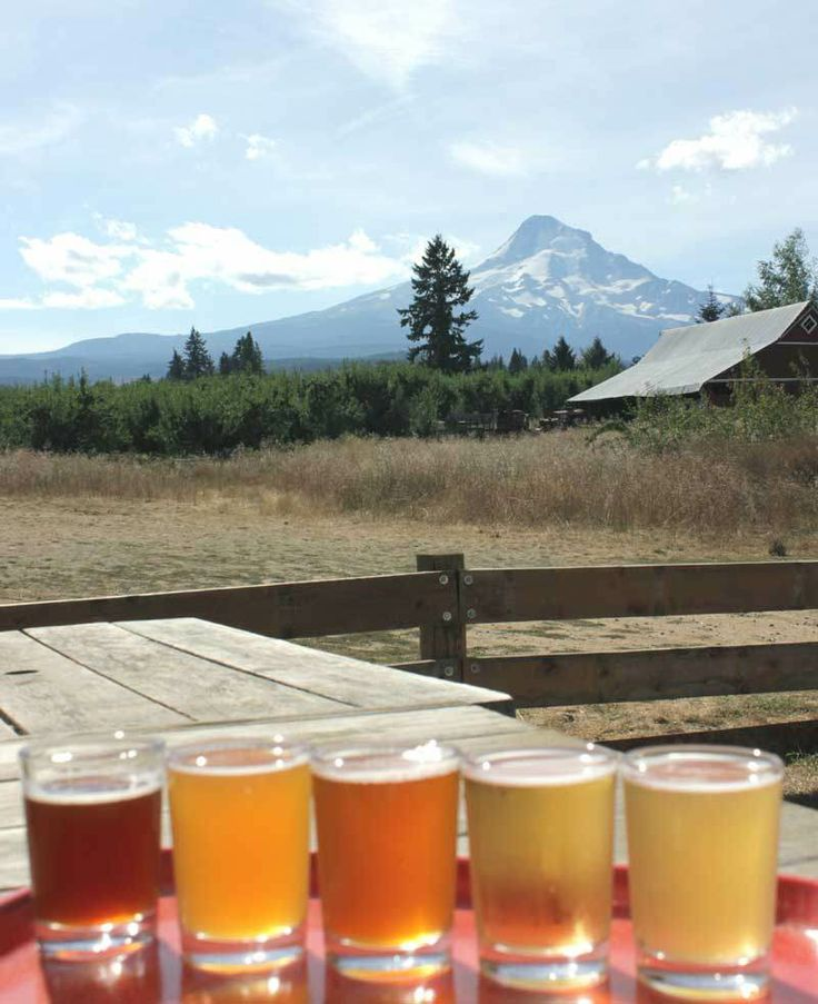 Explore Hood River and the Gorge Brewery