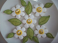 Smiley Daisy #cookies