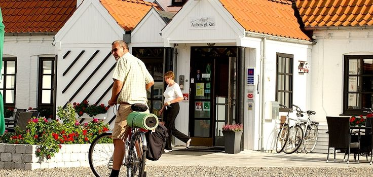 Bicykle holiday Aalbæk gl. Kro